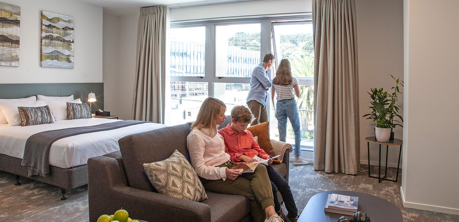newtown-wellington-apartment-hotel-accommodation-family | Sojourn®
