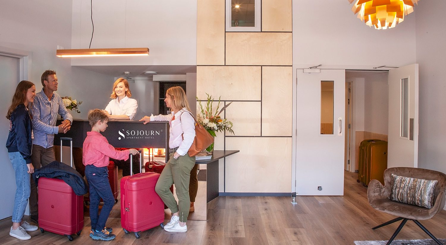 newtown-wellington-apartment-hotel-accommodation-family-check-in | Sojourn®